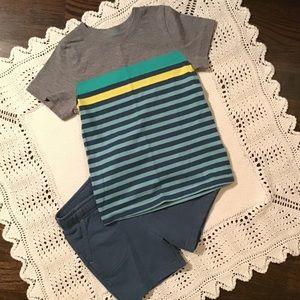 Cat & Jack Matching Shirt and Shorts